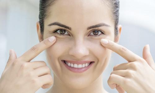 Глаза после блефаропластики
