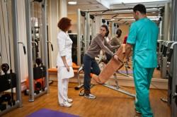 Кинезитерапия - после операции по удалению межпозвонковой грыжи