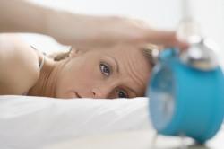 Нарушение сна - симптом полипов в носу