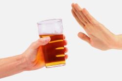 Отказ от алкоголя после тиреоидэктомии