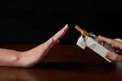 Отказ от курения перед наркозом