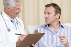 Подготовка к операции по гинекомастии