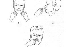 Упражнения для уменьшения носа
