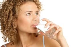 Обильное питье после операции