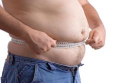 Большой вес - причина паховой грыжи