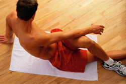 Лечебная гимнастика после удаления паховой грыжи