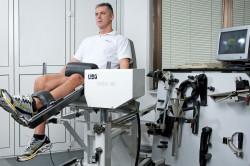 Реабилитация после операции на колене