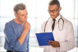 Консультация анестезиолога по поводу наркоза