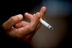 Курение - причина развития контрактуры