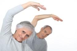 ЛФК после протезирования плечевого сустава