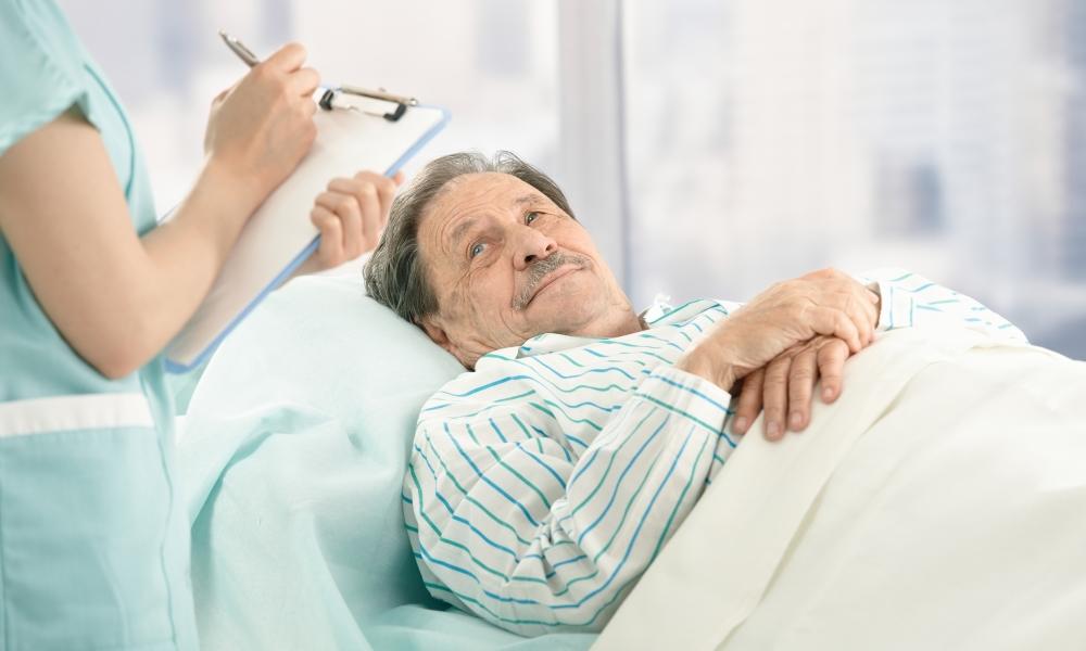 Подготовка к операции на легких