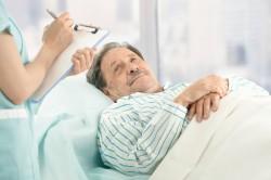 Восстановление в больнице после операции