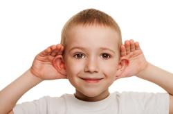 Лопоухость у детей