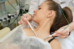 Микротоки для подтяжки груди