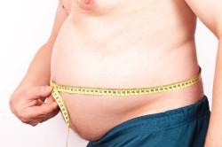 Лишний вес как причина образования грыжи