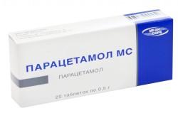 Парацетамол при сильных болевых ощущениях