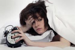 Нарушение сна - противопоказание к наркозу