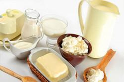 Кисломолочные продукты при запоре