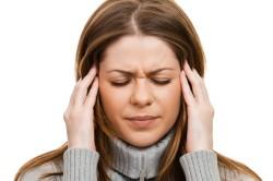 Головная боль - симптом кисты в в гайморовой пазухе