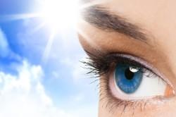 Соляризация для расслабления глаз