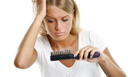 Волосы выпадают после наркоза
