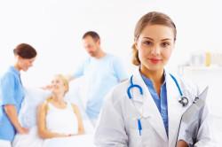 Консультация врача перед операцией