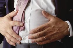 Вздутие живота при непроходимости кишечника