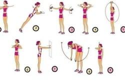 Упражнения для идеальной груди