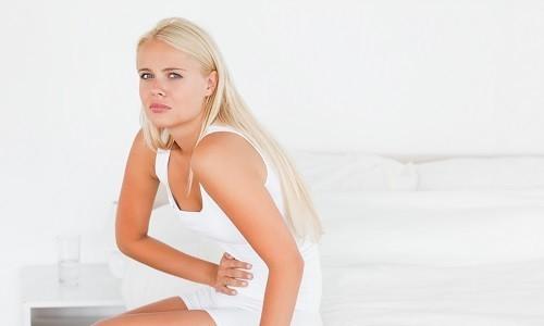 Проблема кисты яичника